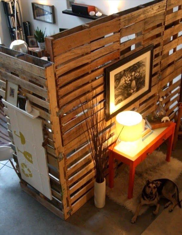 18 ιδέες με παλέτες για μοντέρνα σπίτια! - DIYself.gr - Οδηγίες βήμα βήμα για απίθανες κατασκευές που…
