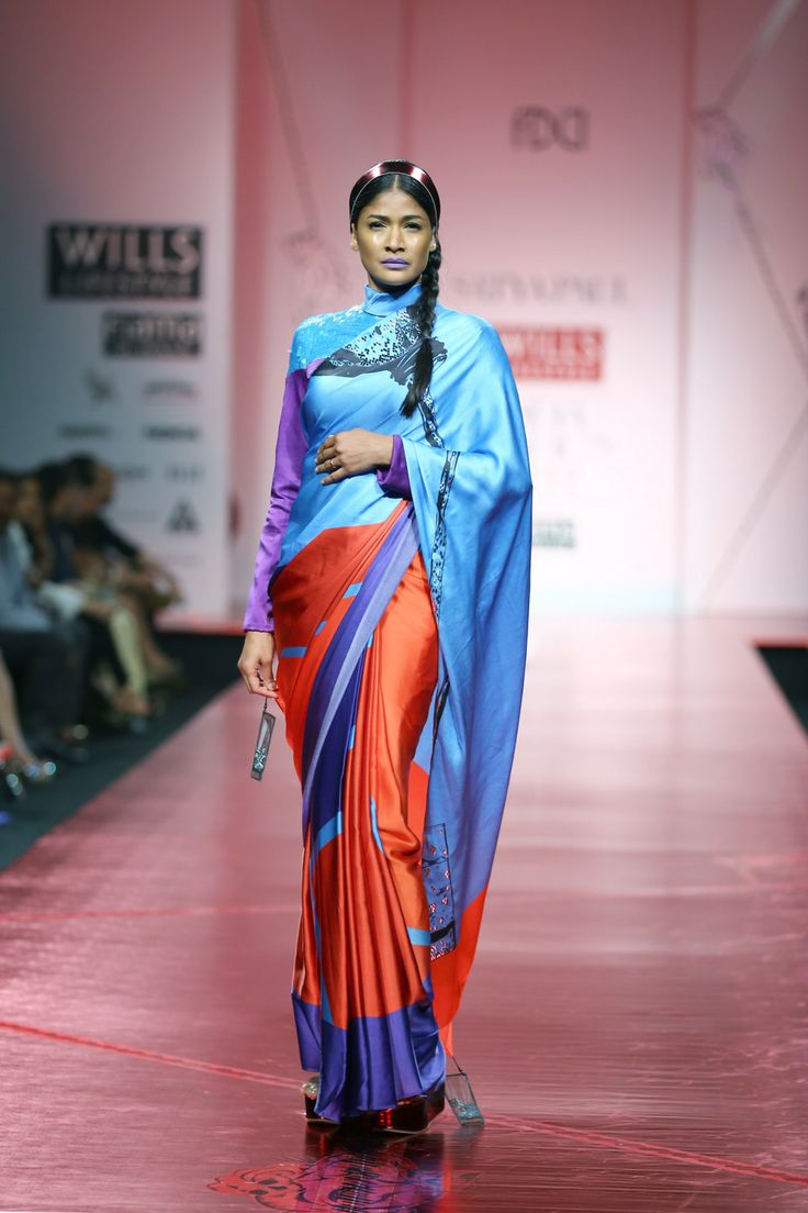 Satya Paul #WIFW #masabag Fall/Winter 2014-15