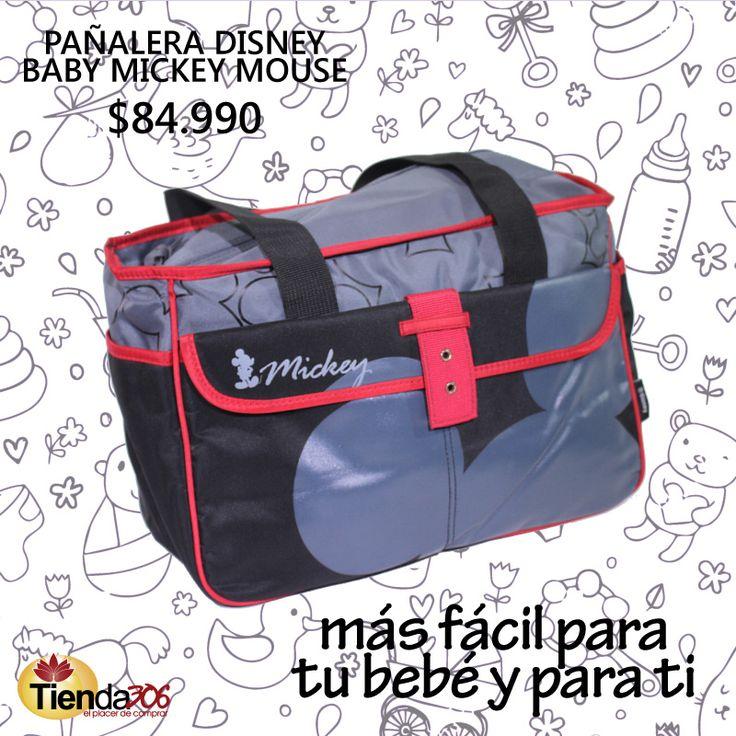 Pañaleta Disney Baby - Más fácil para tu bebé y para til.