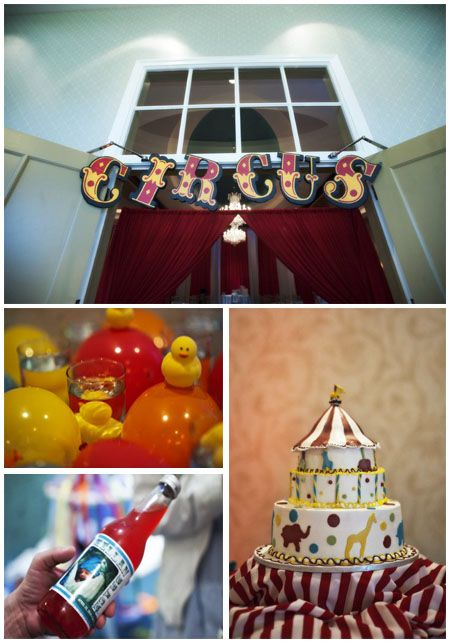 86 best baby shower ideas images on pinterest shower ideas carnival parties and school carnival - Carnival themed baby shower ideas ...