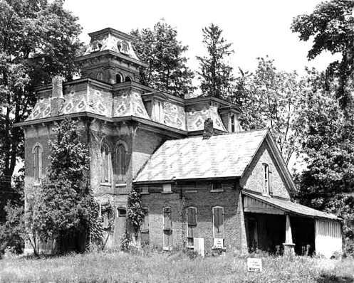 The Pest House Knightstown Indiana This Was A Quarantined Place To Put
