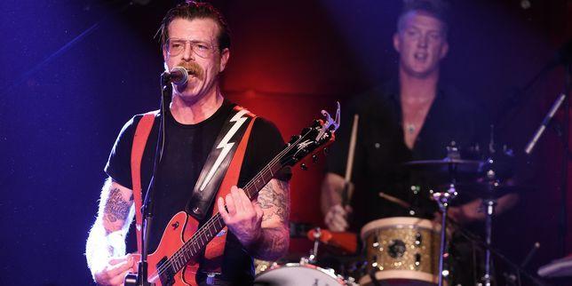 Les Eagles of Death Metal: «je veux qu'on soit les premiers à jouer à nouveau au Bataclan» Check more at http://info.webissimo.biz/les-eagles-of-death-metal-je-veux-quon-soit-les-premiers-a-jouer-a-nouveau-au-bataclan/