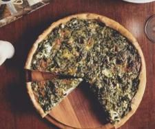 Recipe Spinach and feta tart by madebyciel - Recipe of category Main dishes - vegetarian
