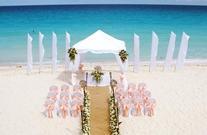 Honeymoon in Cancun Mexico & Beach Weddings | Crown Paradise Club