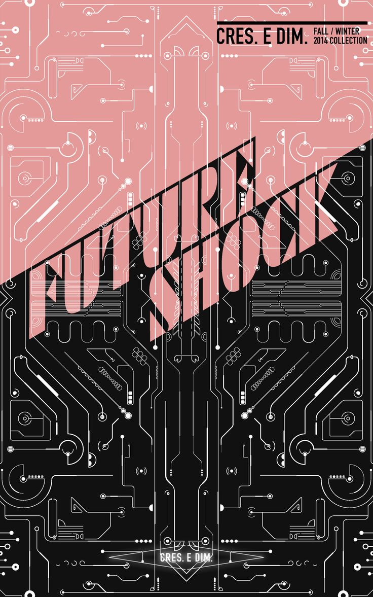 'FUTURE SHOCK' LOOKBOOK
