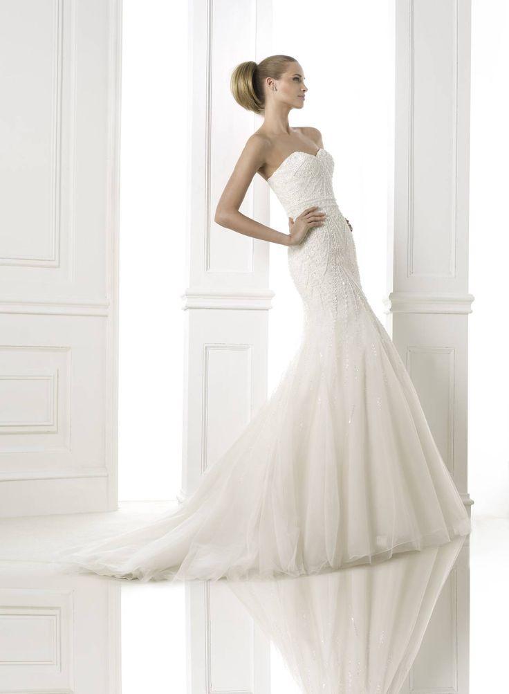 Babia esküvői ruha - La Mariée esküvői ruhaszalon - Pronovias 2015