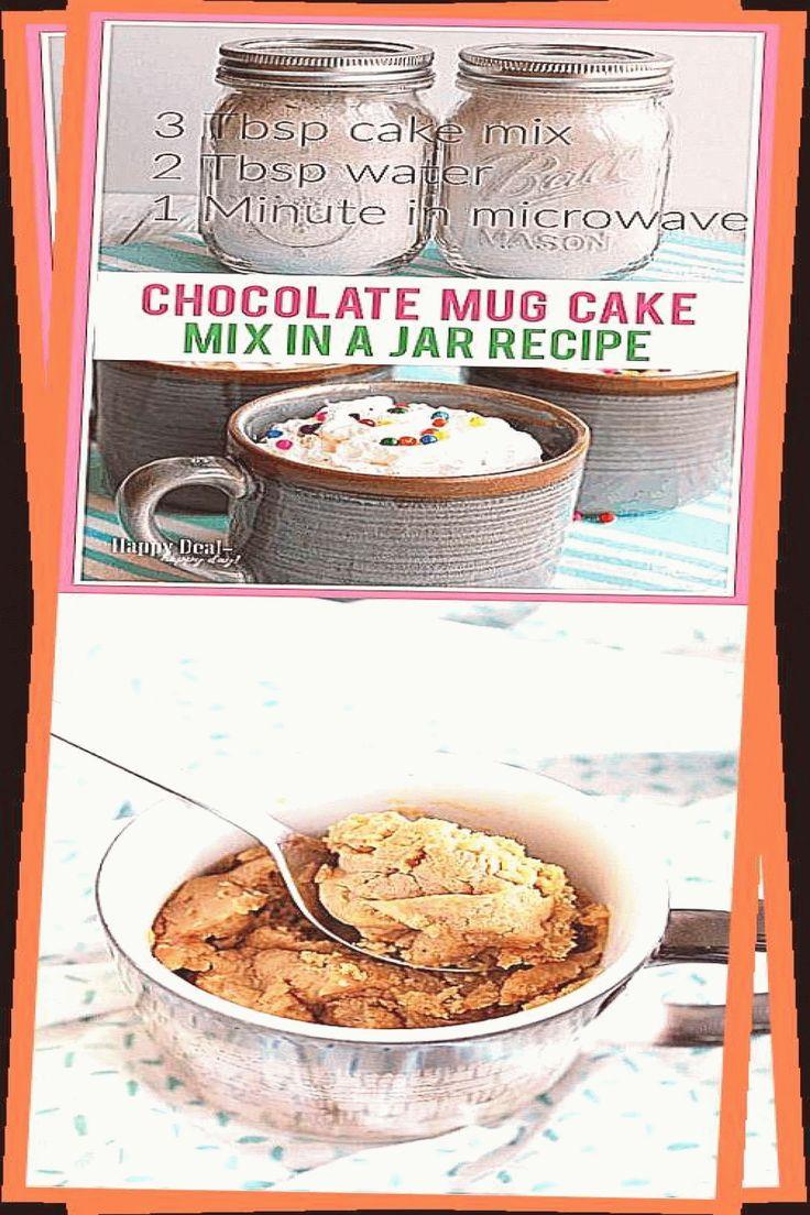 One Minute Chocolate Brownie In A Mug CakeBrownie Mug Cake ...