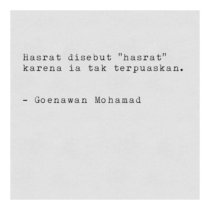 Goenawan Mohamad