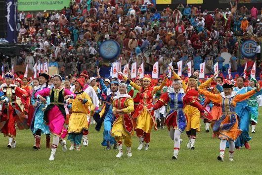 Naadam festival tour in Mongolia
