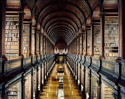 Libraries that have left their mark.