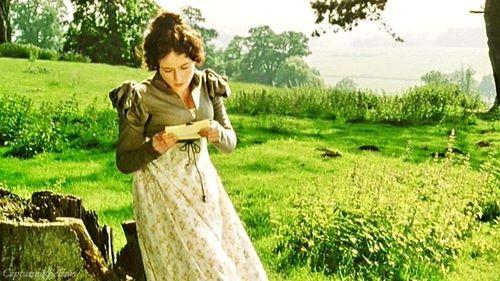 Pride and Prejudice (1995) --- Reading the letter from Mr. Darcy