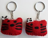 Hello Kitty Keychains