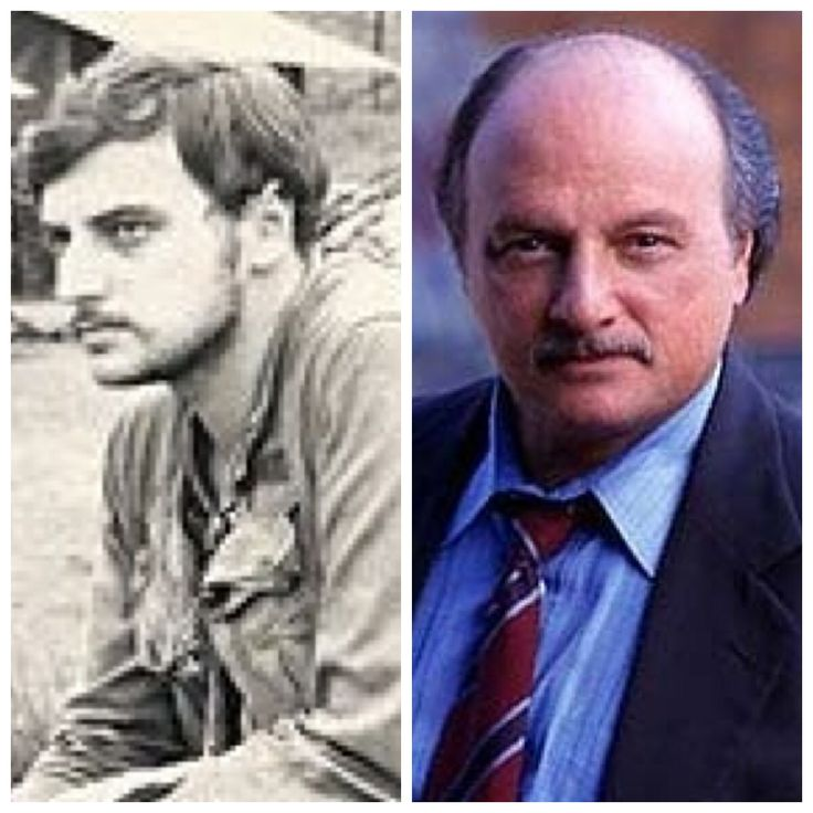 Dennis Franz-Army-served 11 months with 82nd Airborne Division in Vietnam (Actor)