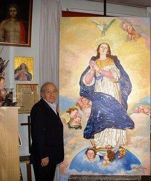 Avellino, l'Assunta e la pittura del Mastro Ovidio De Martino http://www.la25aora.it/home/avellino-l-assunta-e-la-pittura-del-maestro-ovidio-de-martino/