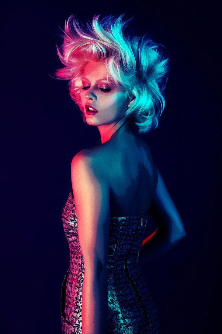artistic fashion photography that are gorgeous
