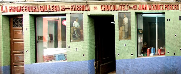 fabricas de chocolates