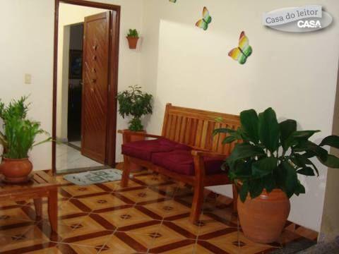 A entrada da casa de Joceni J. Avilla.