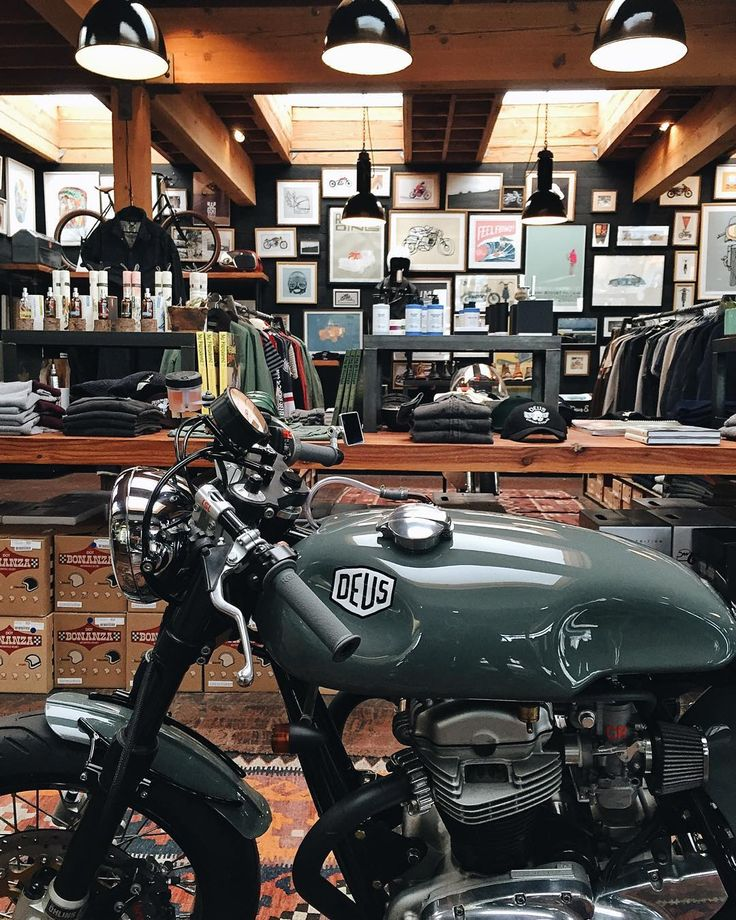 Damnnnnn.... Photo by @_jnbl follow . #deus #deusemporium #caferacer #motorcycle by nostalgia_memoir