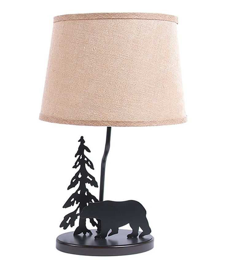 Take a look at this Forest Bear Lamp - Set of Two today!