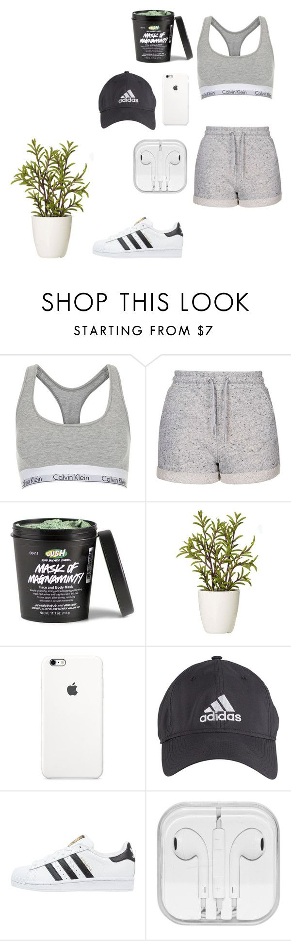 """""""Clear the Mind"""" by shannondoody on Polyvore featuring Topshop, adidas and adidas Originals"""