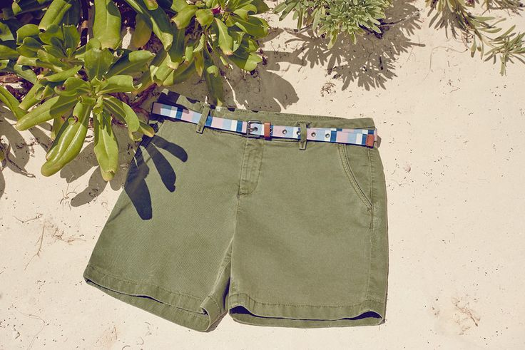 #esprit #khaki #shorts #menswear #casual