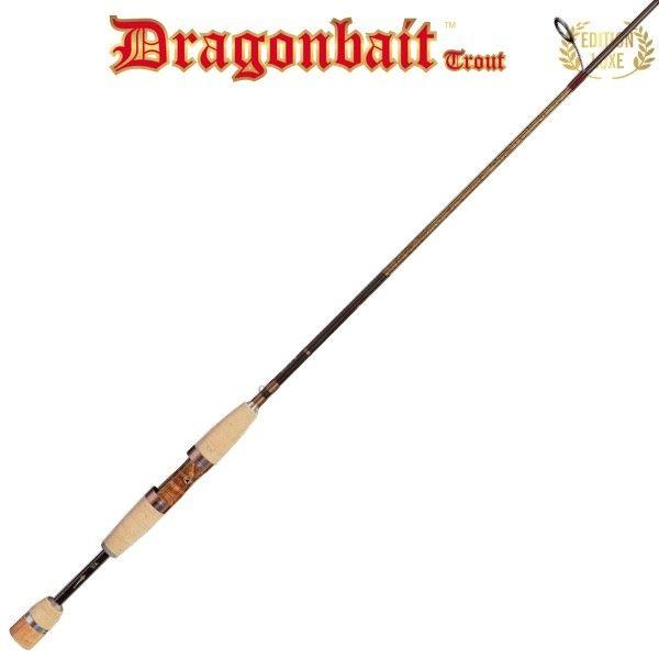Canne Ultra Leger Smith Dragonbait Trout LX - Pêche Truite