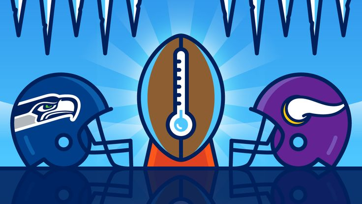 Seahawks-Vikings: 10 things you should know about frigid football
