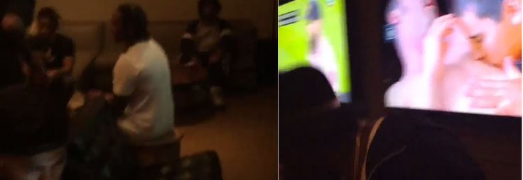 Oh? Young Thug's Producer 'London on Da Track' & Friends Watch Gay Porn in the Studio? [Video]
