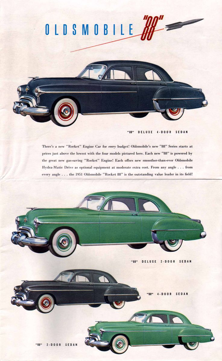 1956 ford country squire smcars net car blueprints forum - 1951 Oldsmobile 88 Series