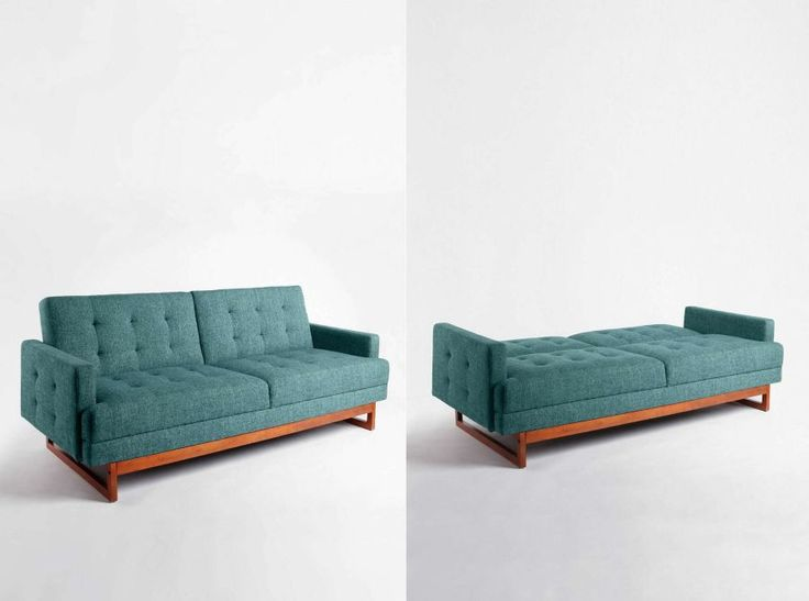 Snoozing In Style – Sleeper Chairs And Sofas With Remarkable Designs