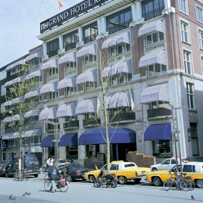 Low Cost Hotel Nh Grand Krasnapolsky Amsterdam Netherlands