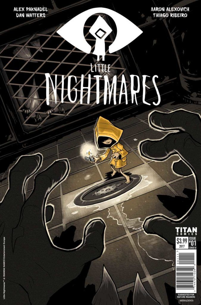Titan Comics Brings 'Little Nightmares' Video Game to Comic Books | FangirlNation Magazine