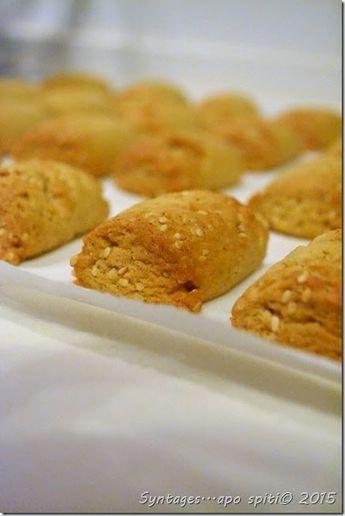 Νηστίσιμα μπισκότα κανέλας