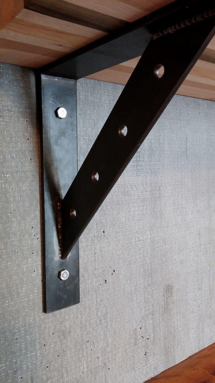Modern Shelf Brackets   eBay