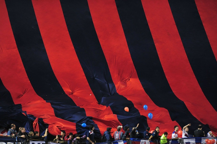 Hinchada del Club Atlético San Lorenzo de Almagro