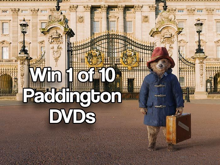 Paddington Bear is back in our Big DVD Giveaway! http://mumcentral.com.au/paddington-bear-is-back-in-our-big-dvd-giveaway/