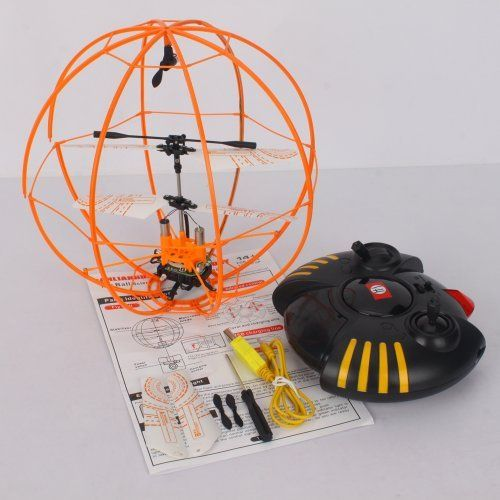 how to make a remote control helicopter fly