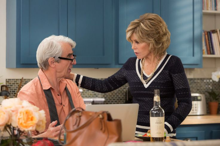 'Grace and Frankie' Season 2 Made Jane Fonda and Sam Waterston Feel Young Again (In Very Specific Ways)