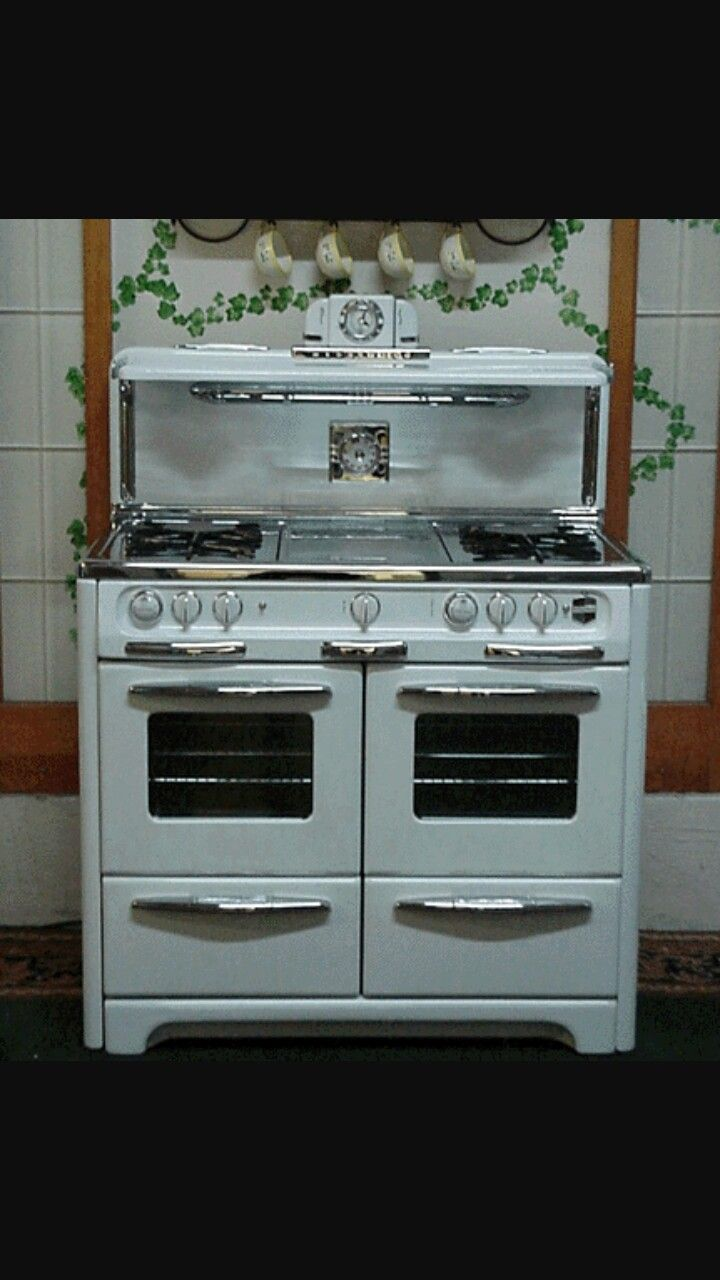 20 best vintage stove images on Pinterest | Antique stove, Vintage ...