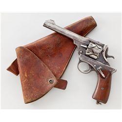 Webley Fosbery SA Revolver
