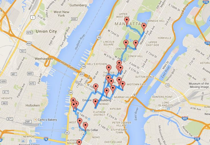 New York City is chock full of cultural and historical landmarks, some of which not even the most seasoned New Yorkers have visited. So how is it that tourists,...