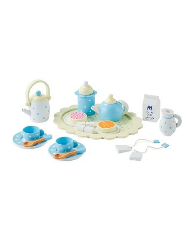 Little Town Tea Time Set