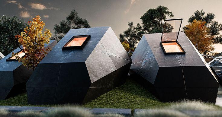 Tiny Homes Design Competition by Razvan Barsan + Partners
