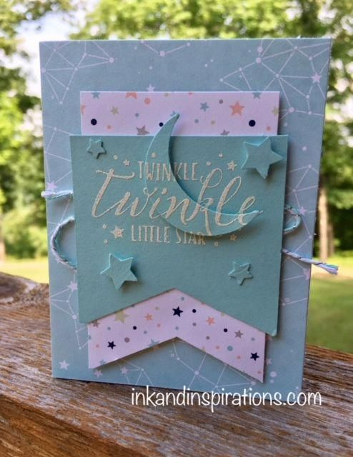Magic Tricks With Images Simple Cards Stampin Up Baby Cards