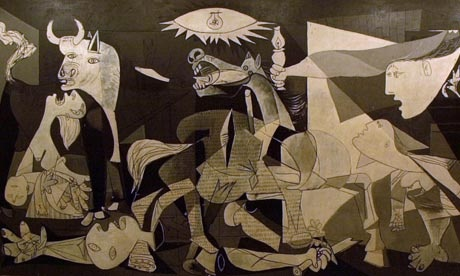 The most powerful political artwork of our times ? Pablo Picasso's Guernica
