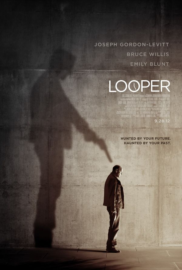 Looper by Steve Reeves, via Behance