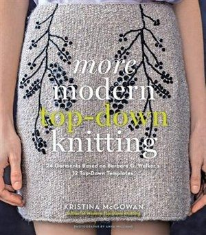 Barbara Walker's Knitting from the Top , originally published in 1972, is a treasure trove of inspiration about the technique of knitting garments from the top down (for example, knitting a sweater from the neck down to the hem or a hat from the crown down to the brim). In 2010, STC Craft published Kristina McGowan's successful Modern Top-Down Knitting , a collection of fashion-conscious top-down designs inspired by Walker's book. Knitters not only loved the technique, ...