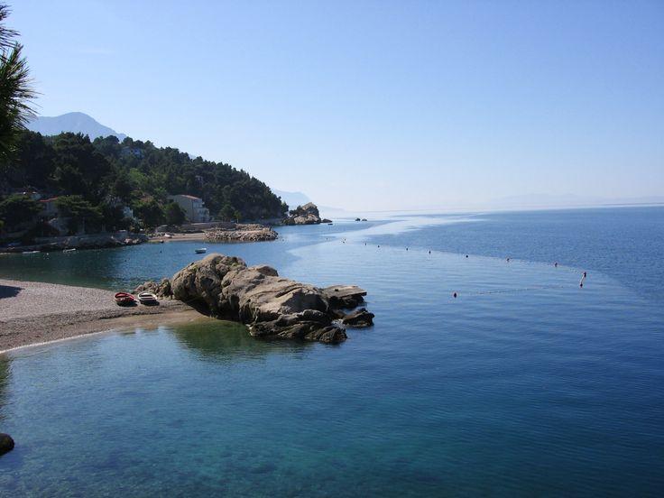Chorvatské pláže