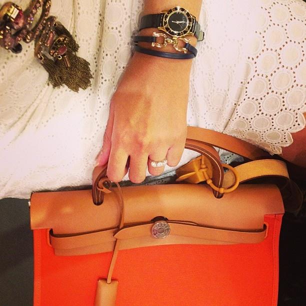 herbag hermes | Moda | Pinterest | Hermes, Gap Dress and Orange Bag