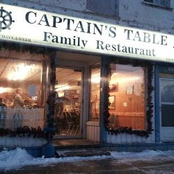 Captain's Table Restaurant's profile photo